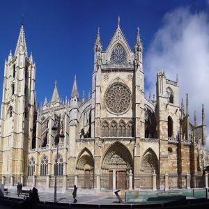 Mapa del sitio. Alrededores. Ofertas. La Catedral de León